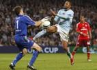 Foto: UEFA kausa izcīņa