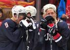 """ASV hokejisti: """"Domājām tikai par zeltu"""""""