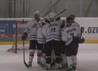 Sportacentrs.com minihokeja 1. posmā uzvar Brocēni, Girgensona komanda - ceturtā