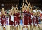 Latvija atspēlējas no -15 un iekļūst nākamajā kārtā