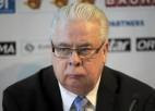 IIHF viceprezidents neizpratnē par Znaroka darbībām un kritizē tiesāšanu