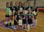 LSPA un RTU uzvar Latvijas Universiādes sacensības volejbolā