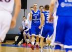 ''Baltijas duelis'' studentu basketbolā - cīņa par vietu ''FINAL 4'' (tiešraide)