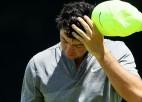 """Makilrojam """"US Open"""" beidzas pusceļā"""