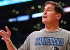 """""""Mavericks"""" īpašnieks Kjūbans atbalsta ideju par jaunās sezonas sākšanu Ziemassvētkos"""