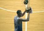 """Video: """"Oskara Transports"""" kļūst Liepājas pilsētas čempioniem basketbolā vīriešiem"""