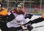 Spēli pret ASV vēro Fanuteltī kopā ar Latvijas hokejistiem Karsumu, Zīli un Lipsbergu