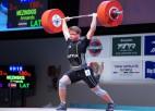 Svarcēlājam Mežinskim 12. vieta junioru pasaules čempionātā