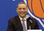 """Arī jaunais """"Knicks"""" prezidents saglabā Periju ģenerālmenedžera amatā"""