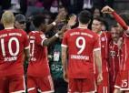 """Graujošā Vācijas klasikā """"Bayern"""" iesit piecus jau pirmajā puslaikā"""
