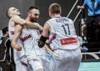 Pasaules kausu 3x3 basketbolā izcīna Serbija un Itālija