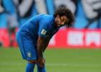 Brazīlijas izlases aizsarga Marselu savainojums nav nopietns