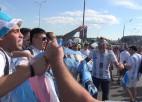 15.-18. diena: redzēt Maradonu, nonākt Joškarolā un bezgalīgā korķī