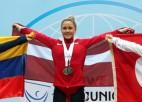 Koha arī šogad triumfē junioru pasaules čempionātā