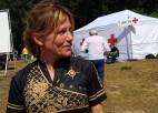 Latvijas izlases dalībniece Puķīte izcīna medaļu pasaules veterānu čempionātā