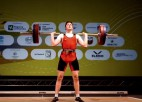 Svarcēlājs Haustovs ceturtais U15 Eiropas čempionātā