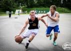 Latvijas un Igaunijas 3x3 basketbolistu ceļi krustosies 4. augustā Alūksnē