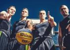 """3x3 basketbolisti ar uzvarām pār lietuviešiem un čehiem sāk Lozannas """"Masters"""" turnīru"""