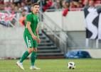 """Maksimenko pilna spēle Slovēnijā, """"Olimpija"""" otrais neizšķirts pēc kārtas"""