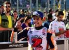 """MotoGP"" čempionam Markesam veiks operāciju"
