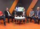 Video: Šovakar Sportacentrs.com TV diskusija par sportistu un mediju attiecībām