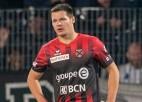 """Mārcis Ošs arī nākamsezon pārstāvēs Šveices Superlīgas klubu """"Xamax"""""""