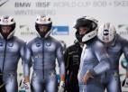 Aicina uz jauno bobsleja stūmēju atlasi, lai varētu nokomplektēt trīs ekipāžas