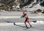 Osipovam trīs kļūdas un 99. vieta, sieviešu sprintā visaugstāk Matvijenko
