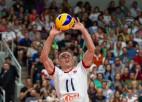 """Atjauninātā volejbola izlase Turcijā uzsāks """"Zelta līgas"""" misiju"""