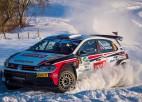Latvijas rallija sezona startēs ar posmiem Alūksnē un Gulbenē