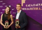 Skrējēji Bukša un Leitis atzīti par Latvijas labākajiem vieglatlētiem 2018. gadā