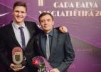 Daudzcīņnieks Kozjakovs sasniedz gada labāko junioru rezultātu pasaulē