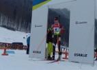 Golubevai ar 55. vietu labākais Latvijas rezultāts IBU kausa sprintā
