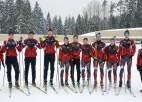 Latvija netiek Eiropas junioru čempionāta  individuālās distances piecdesmitniekā