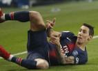 Di Marija ar 2+1 klasikā sakauj Marseļu, Nantes fani ārdās svešā spēlē