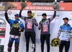 Bakss/Stupelis izcīna uzvaru Holandes čempionāta 2.posmā