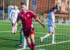 Krollim divi vārti, Latvijas U19 nenotur 2:0 un zaudē Austrijai