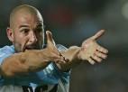 """Kluba leģendu Milito un Lisandro iedvesmots, """"Racing"""" atgriežas Argentīnas tronī"""