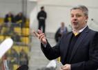 """Ševčenko: """"Tambijevam it kā apsolīja, ka trenēs """"Admiral"""" pēc atgriešanās KHL"""""""