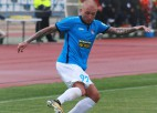"""Rakels dodas uz maiņu """"Paphos"""" zaudējumā Kipras čempionāta spēlē"""