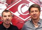 """Znarokam atkal palīgos būs treneris, ar kuru kopā strādāja """"Dynamo"""" un SKA"""