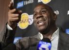 Maģiskais Džonsons: Luka, nāc uz ''Lakers''