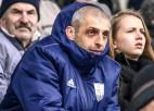 Askerovs pievienojas ''Petrow'', viena čempionāta spēle pārcelta