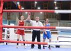 Boksere Boķe iekļūst Eiropas junioru čempionāta finālā