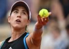 """Mugurusai īpašas """"French Open"""" sērijas turpināšanai nepieciešama uzvara pār Svitoļinu"""