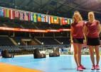 Par gada spēlētājiem badmintonā atzīti Bērziņš un Romanova