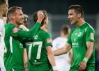 """Maksimenko brīdinājums, """"Olimpija"""" nostiprinās Slovēnijas čempionāta vadībā"""