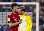 """""""Borussia"""" un """"Bayern"""" oficiāli vienojas par Hummelsa atgriešanos Dortmundē"""