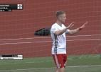 """Video: 'Liepāja"""" ar <i>sauso</i>  uzvaru Smiltenē iekļūst Latvijas kausa futbolā ceturtdaļfinālā"""