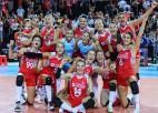 Mājinieces Polija un Turcijas sasniedz Eiropas sieviešu čempionāta ceturtdaļfinālu
